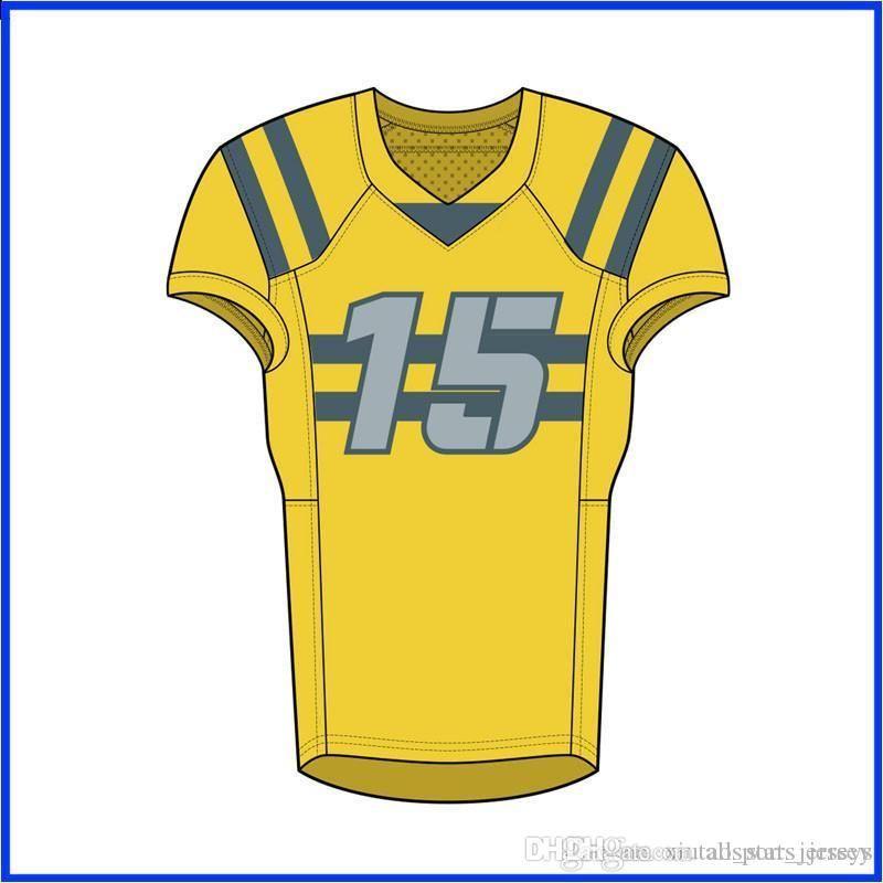 Custom Football Jerseys Good Quality Quick Dryfast Shippping Red Blue Yellow HKXZCXZAVBZSBXCVB