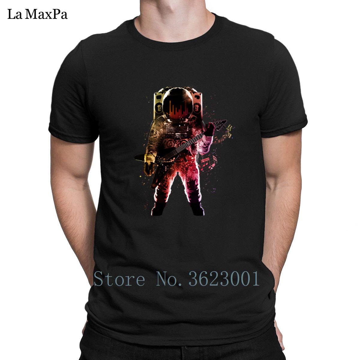 Camiseta del lema creativa clásica camiseta para hombre Astrosound camiseta caballero camiseta de los hombres para los hombres cuello redondo HipHop Tops