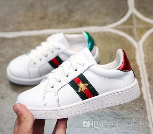 Moda yeni Sıcak Satış Marka Çocuk Rahat Spor Ayakkabı Erkek Ve Kız Sneakers çocuk Koşu Ayakkabıları Çocuklar Için ayakkabı bdrer3 eire444