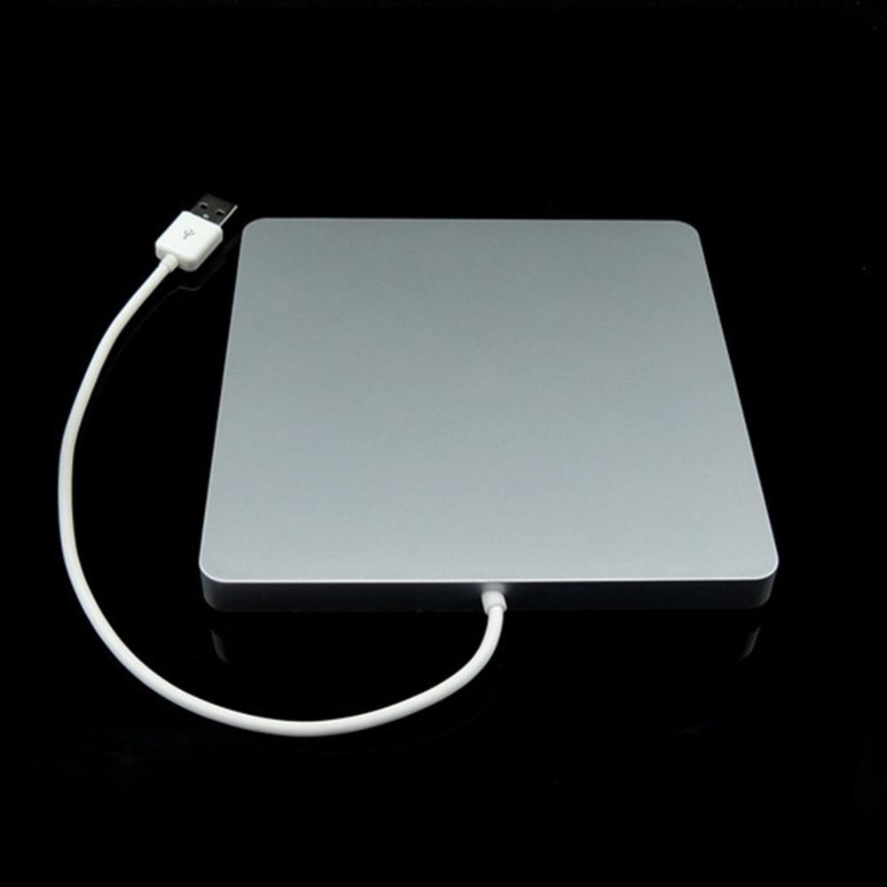 50шт Внешний Slimline Тонкий SATA USB 2.0 Супер Drive Корпус Корпус