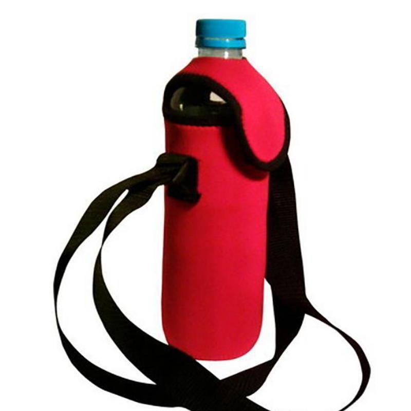 Bouteilles d/'eau refroidisseur Douilles 2pcs En Néoprène bouteilles d/'eau bretelles