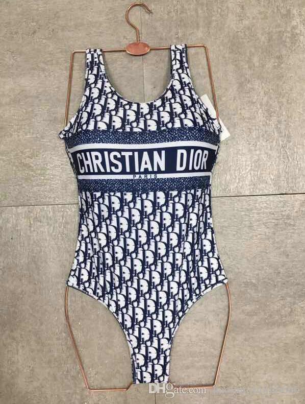 Di0r Sólido Bikini de 2020 atractivo empuja hacia arriba traje de baño de las mujeres del traje de baño bajo la cintura brasileña Biquini Halter dos piezas traje de baño
