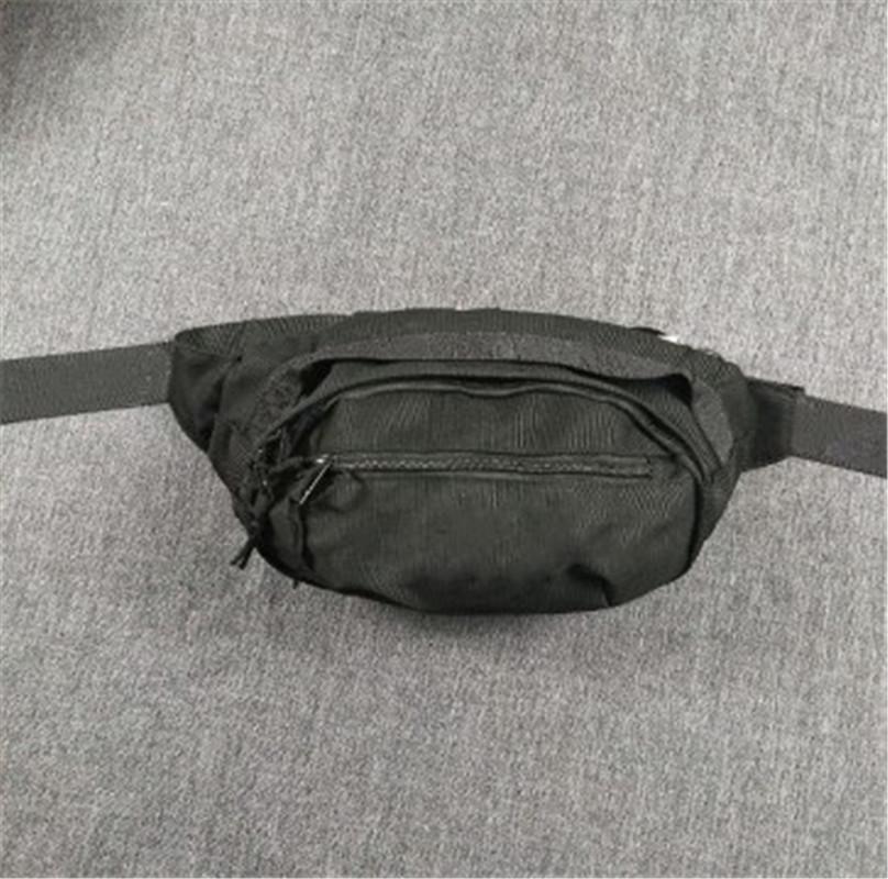 En iyi Yeni Nakış Göğüs Çanta Erkekler Moda Spor Unisex Tek Omuz Çantaları yeni satış Bel Çantası crossbody Çantaları