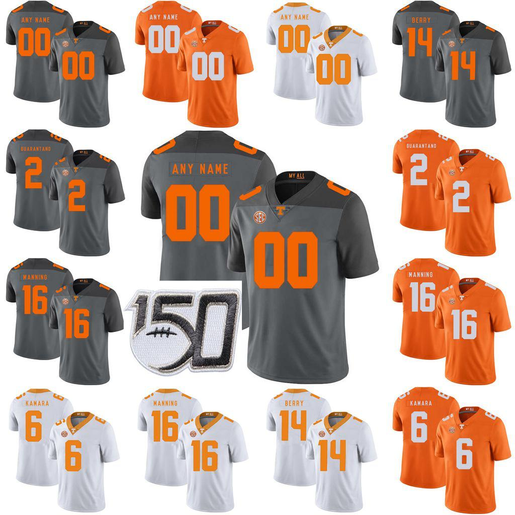 Tennessee Volunteers College Football Jerseys Daniel McCullers Jersey Doug Atkins Peyton Manning Jason Witten Eric Berry Custom Stitched