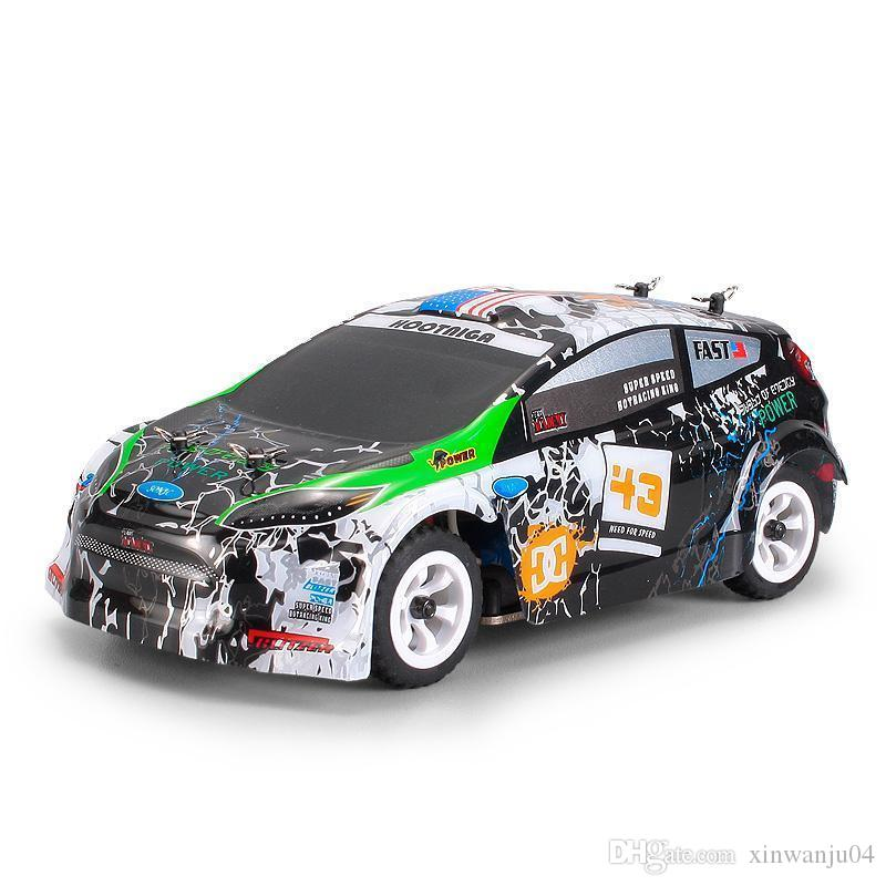 Wltoys K989 1//28 High Speed Radio Drift Remote 4WD Brushed Cool RC Racing Car