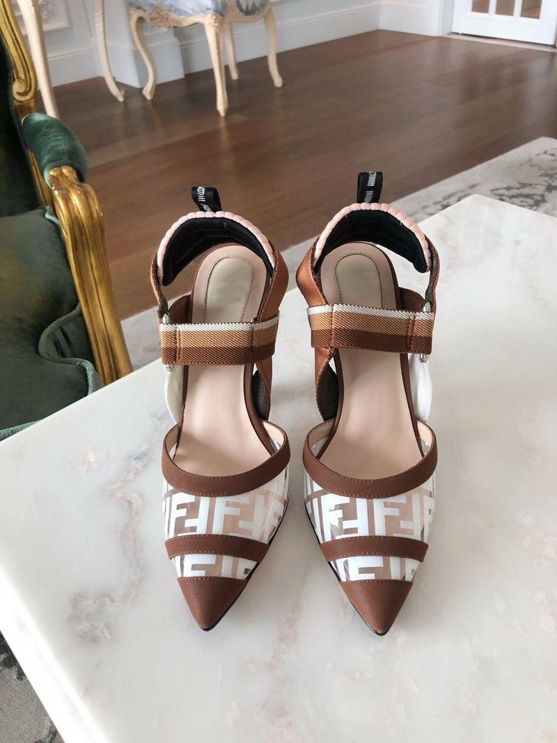 2019 mode luxus designer frauen schuhe high heels frauen sandalen stern vintage sandale schuhe mit kastengröße 34-41 -296