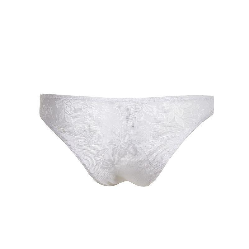 Sexy Men Mesh Lace Bulging Briefs Male Gay Sheer Hipster Jockstrap Underwear 2019 Fashion See Through Transparent Underpants