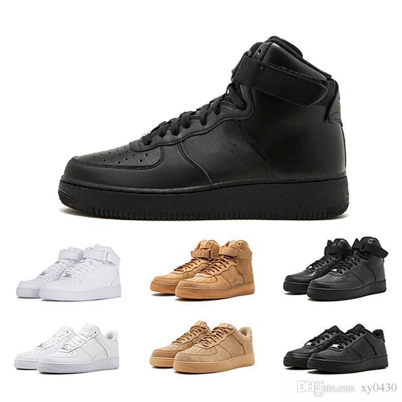 sconto di marca One 1 Dunk Uomo Donna Sport scarpe da corsa, Sport Skateboard Ones scarpe di moda dei sandali mens di lusso delle donne del progettista