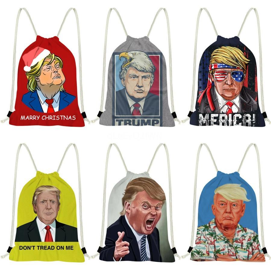 Lüks Sırt Çantası Trump Şeffaf El Tek Omuz için Büyük Temizle Bez Torba Trump Üst Kol Çanta Çanta 4 # 965