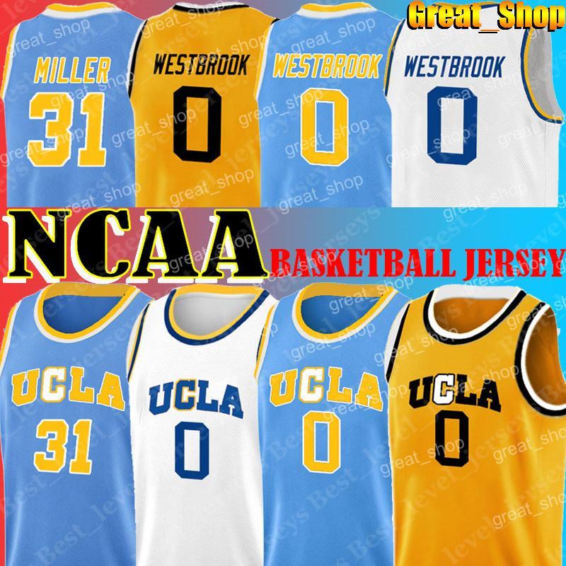 NCAA UCLA Russell 0 Westbrook Jersey Kawhi Jersey Leonard Jerseys Reggie 31 Miller 23 Michael Jersey Allen 3 Iverson Formalar Larry 33 Kuş