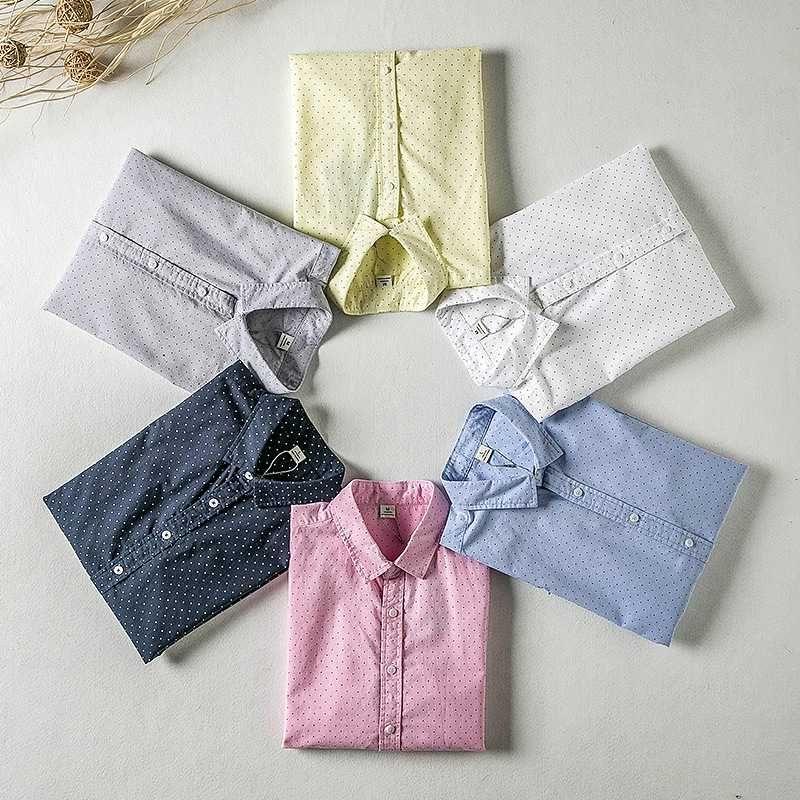 Новый дизайнер Весна и лето розовый рубашки для мужчин с длинными рукавами хлопок Марка рубашки Мужчины Твердые Повседневный мужчина Chemise Camisa