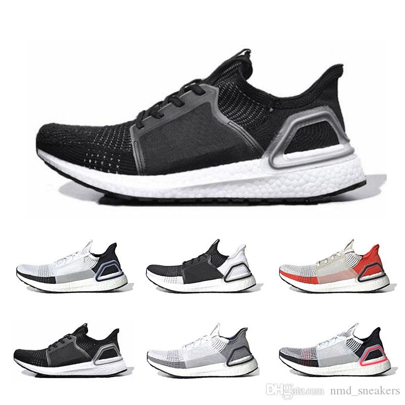 Running shoes for men women 2019 Laser Red Oero Core Black mens trainers sports sneakers size 36-45