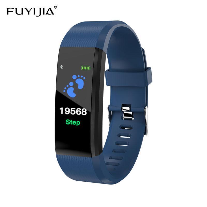 Vendita all'ingrosso Relogio Masculino HD Color Smart Watch Coppia 2019 Nuovi orologi sportivi da uomo Top Brand Watch da tavolo da donna