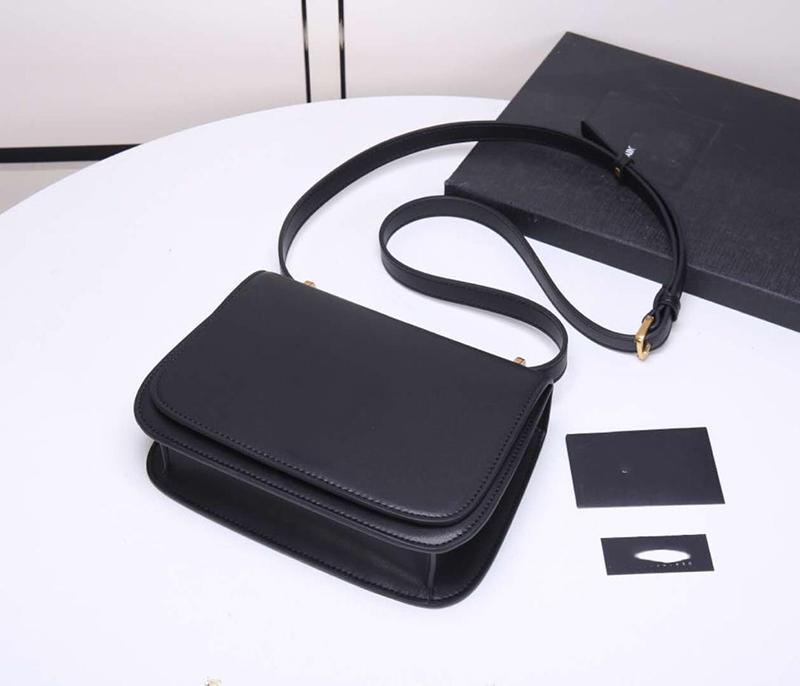 Diseñador-mujer bolsos de diseño YL crossbody messenger bandolera bolsos de cuero genuino de vaca bolsos de lujo monederos monedero