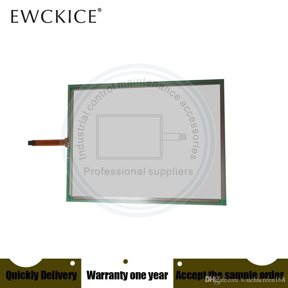 Orijinal YENİ TR4-150F-05 BM UG PLC HMI Sanayi dokunmatik ekran paneli membran dokunmatik
