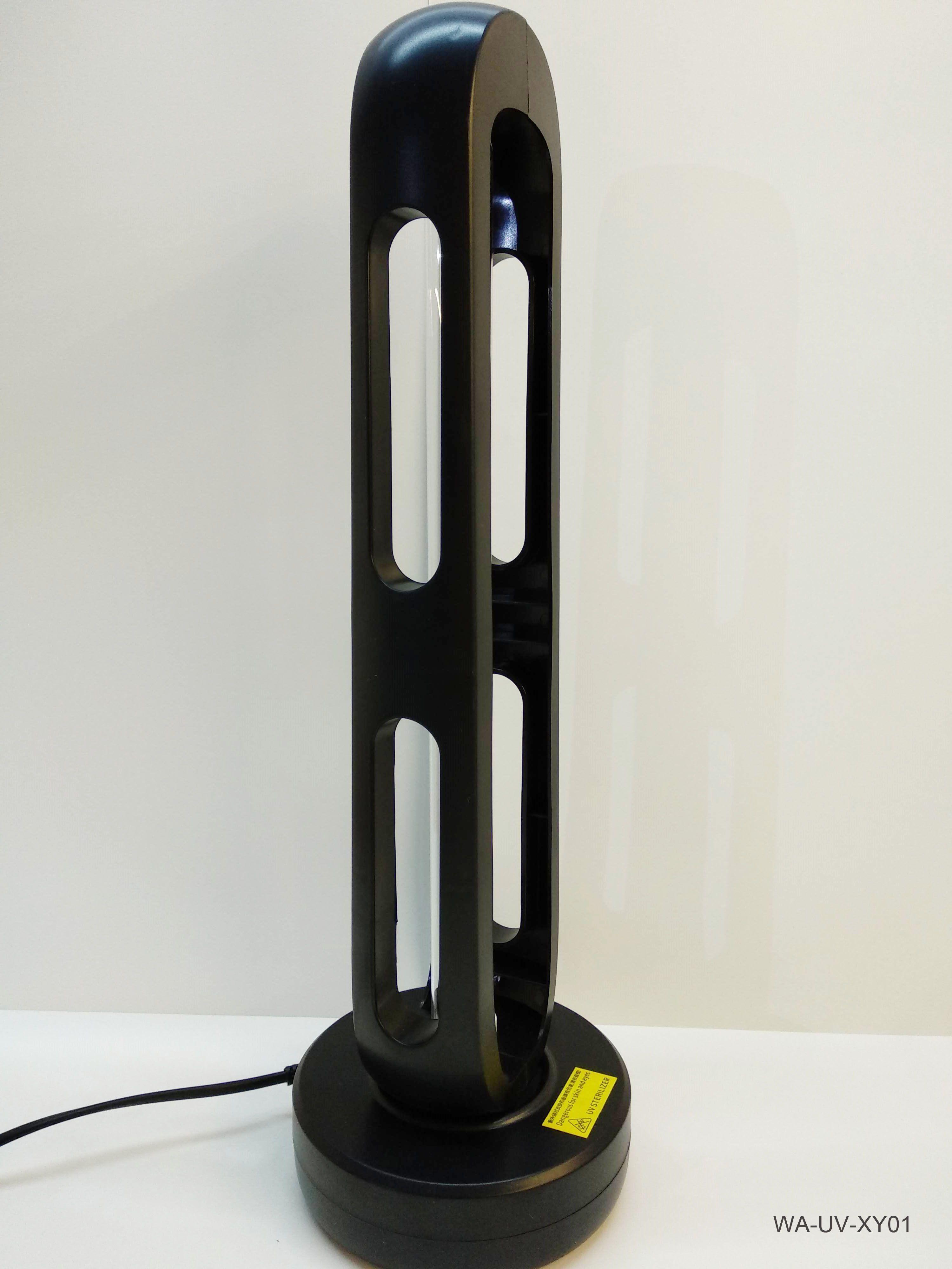 38W luces UV esterilizador de luz ultravioleta de desinfección del ozono cuarzo lámpara ultravioleta del hogar Lámparas UV germicida de luz de esterilización
