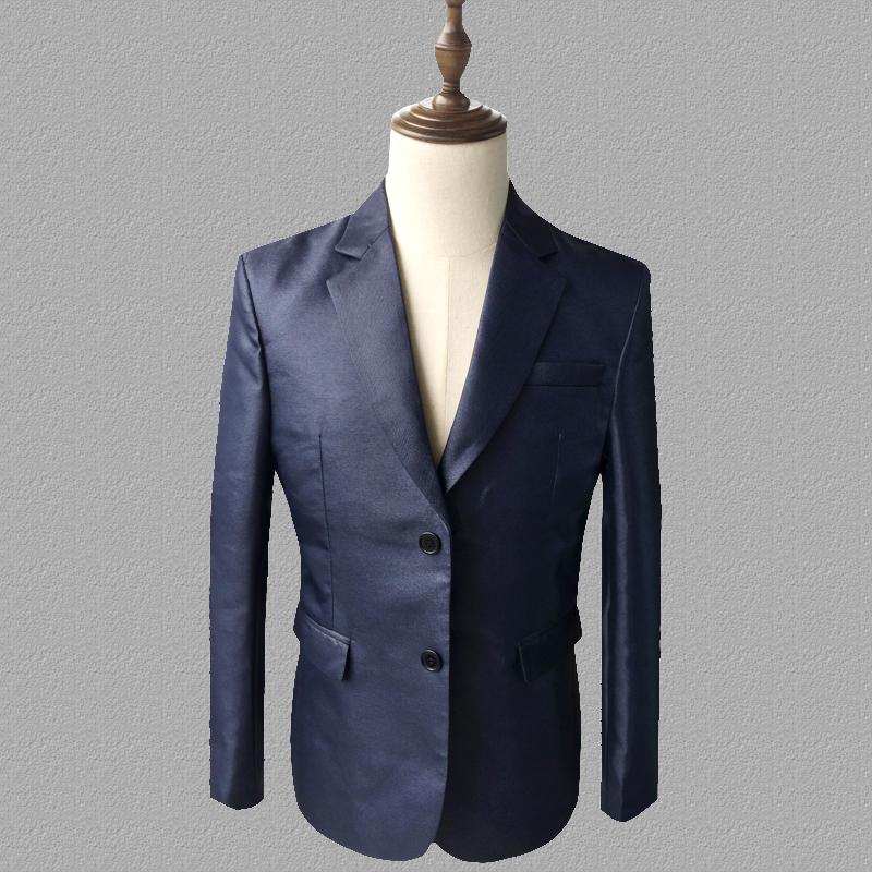 blazer men suits designs jacket mens stage costumes for singers clothes dance star style dress punk England masculino homme tern