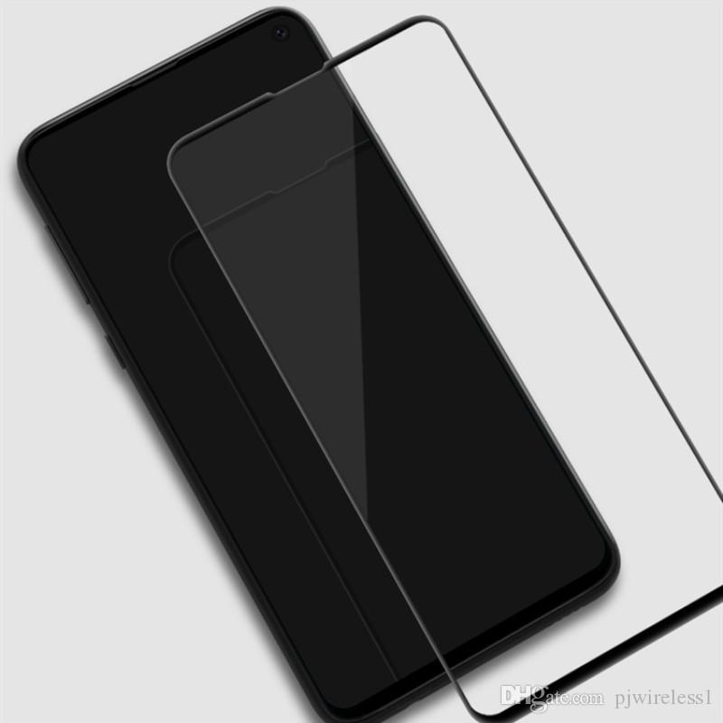 Case Friendly Tempered Glass For Samsung Galaxy S10 PLUS S10E S10 3d Curved Case Version Phone Screen Protector With retail packaging B