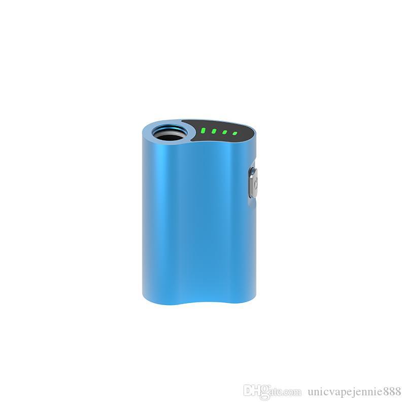 2020 neue Ankunftskammerheizung vape Stift 510 Gewinde einstellbare Spannung vape Kit tragbarer Mini vape eingestellt