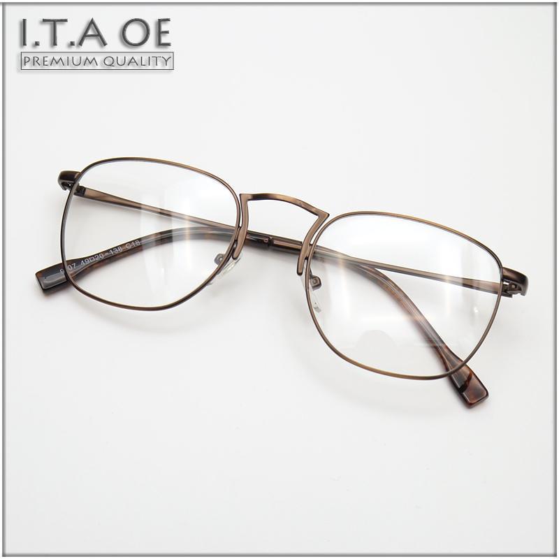 Al por mayor Walter White Full Rim Breaking Bad aleación del estilo de Unisex Hombres Mujeres La miopía de lectura óptica Gafas monturas de gafas Gafas