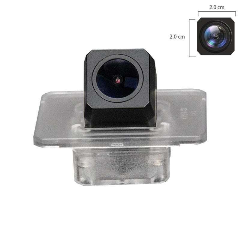 Waterproof Rear-View License Plate Car Rear Backup Parking Reverse Camera for Kia Certao//Optima//K5 Hyundai i40 Sedan HD Rear Backup Camera