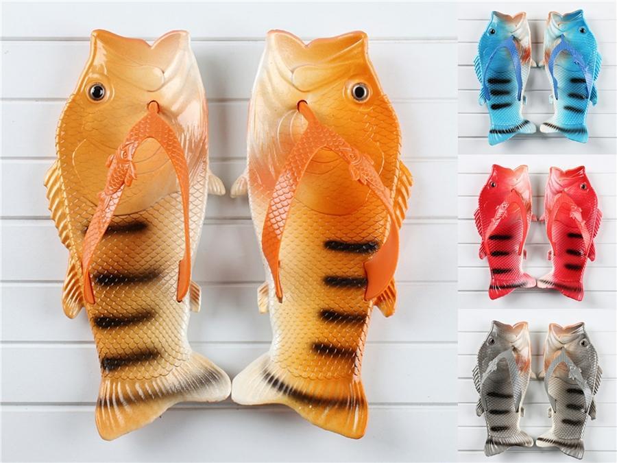2020 Slip pescados de las mujeres zapatillas de verano playa de las mujeres Arco En Gladiador pescado deslizadores planos de las mujeres de la armadura de calzado femenino # 5.21 # 334