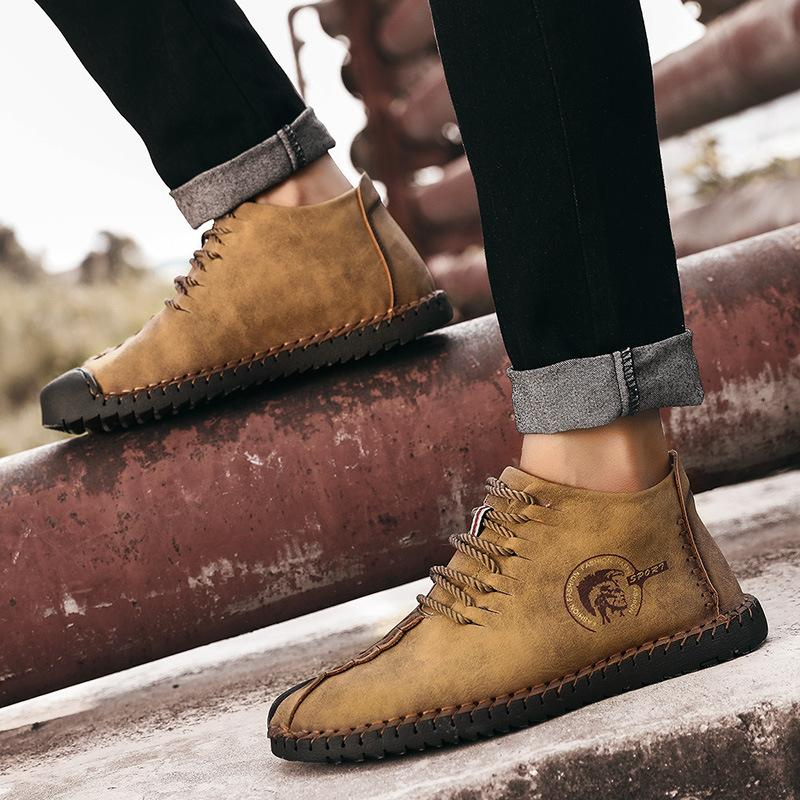 Mens Shoes New Leather Shoes Mens