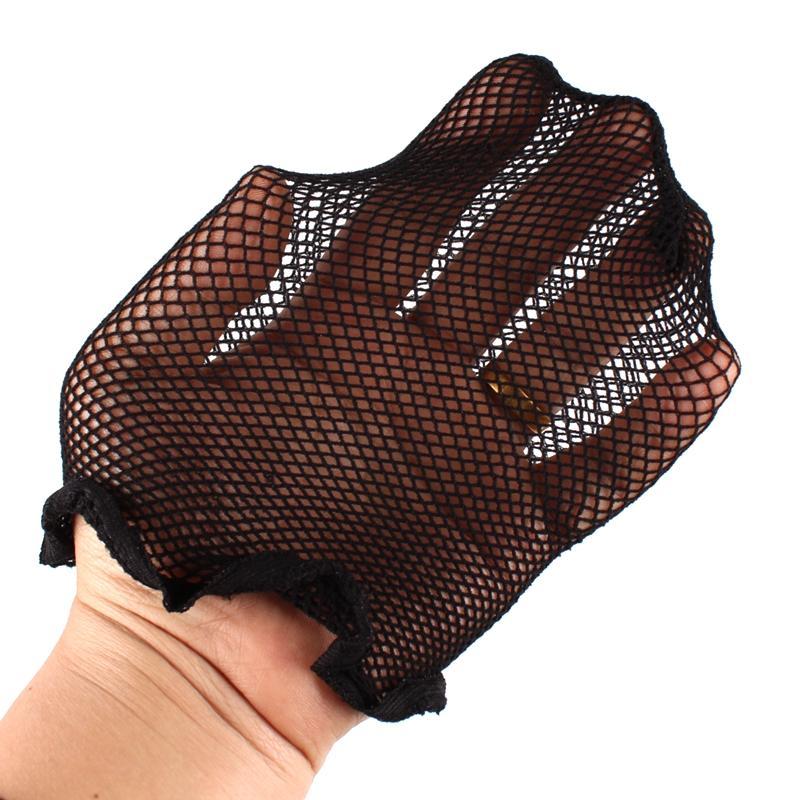 Top Vente Filets à cheveux bonne qualité Tissage Tissage Noir Perruque Filet À Capuchons Tissage Tissage Perruque Cap