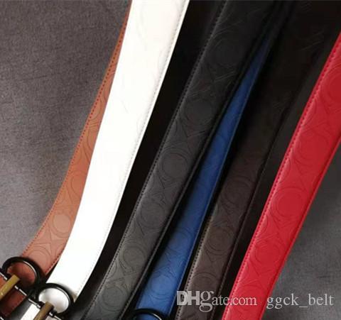 Belt Cinture cinghie designer di lusso per gli uomini di marca Big fibbia della cintura superiore Mens delle cinghie di cuoio di marca degli uomini trasporto libero delle donne della cinghia