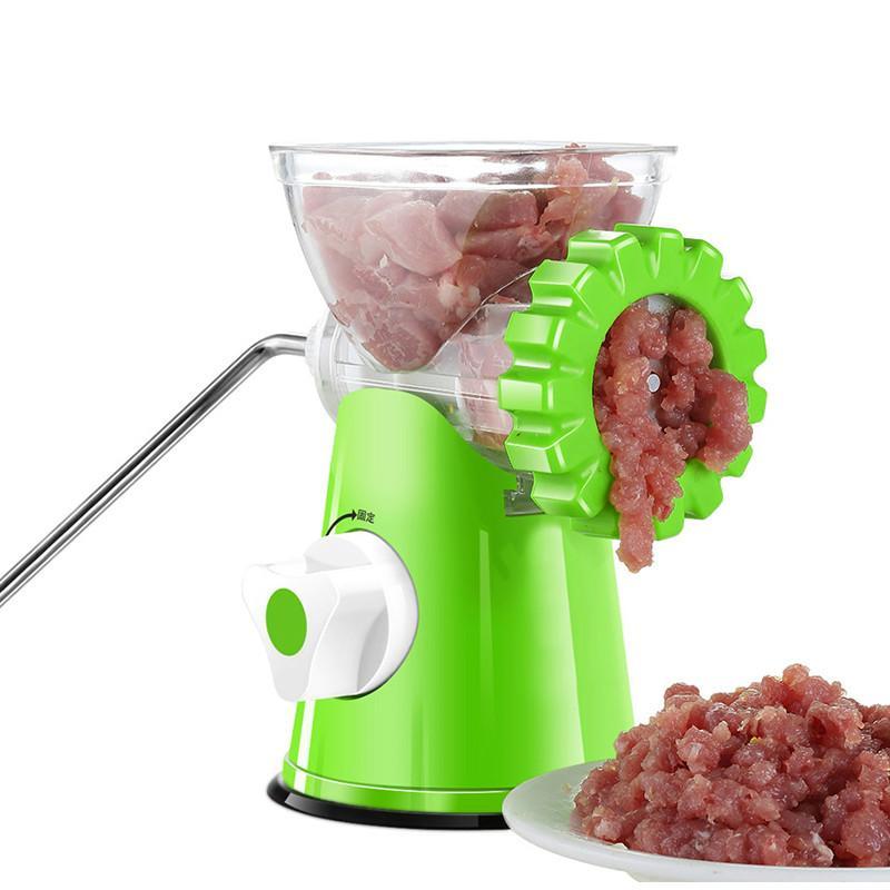 Nuova famiglia multifunzionale Meat Grinder inossidabile di alta qualità Lama Cucinare Macchina Tritacarne Salsiccia macchina