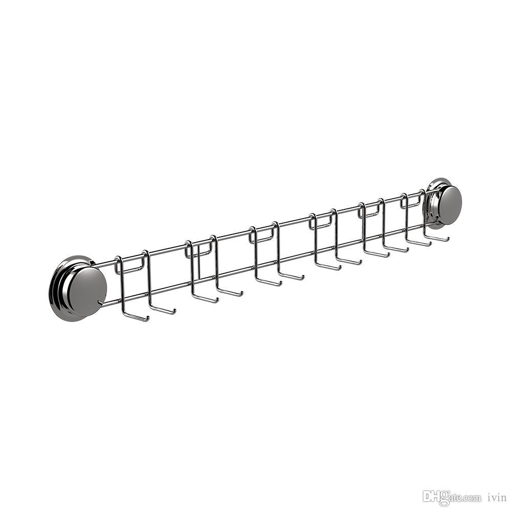retail a replacement Suction Cup Hooks Shower 700026 No drilling and screws , tools required Remove and Reuse