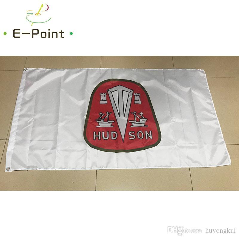Hudsun Bandeira Do Carro 3 * 5ft (90 cm * 150 cm) Poliéster bandeira Bandeira decoração voando jardim de casa bandeira Presentes festivos