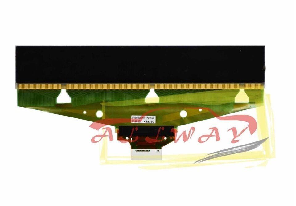 Display für BMW X5 E53, 5er E39, 7er E38 Instrument OPTREX 323 1842
