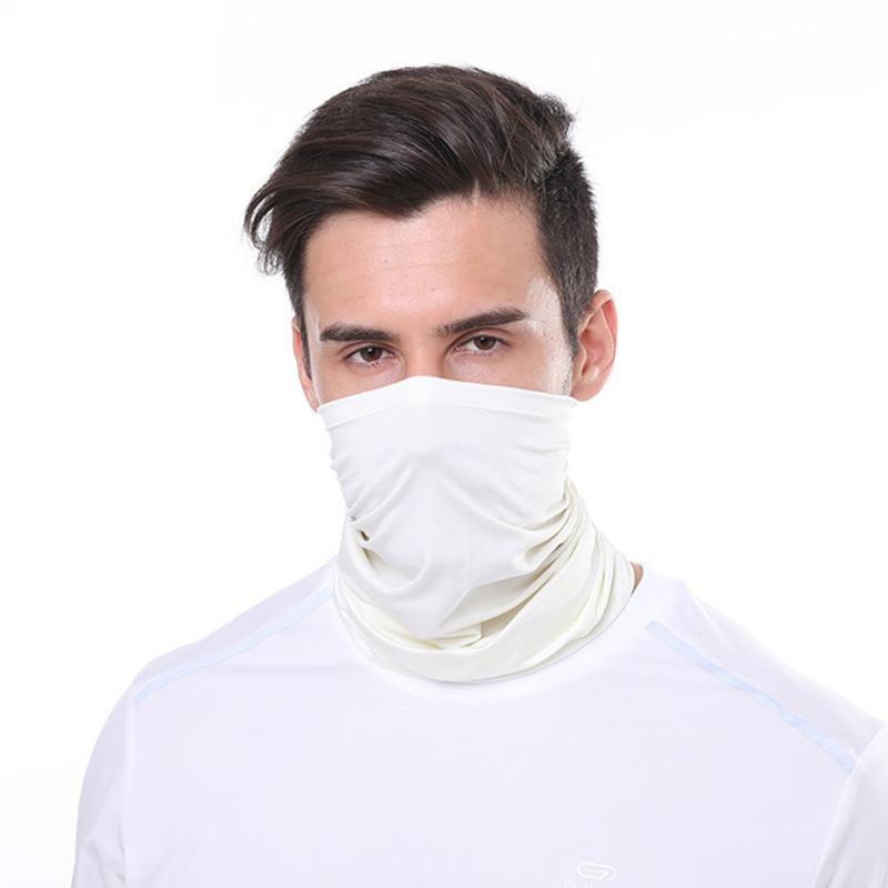 Unisex Rave Bandana Neck Gaiter Tube Headwear For Women Men Face Scarf Bicycle Bike Face Shield Mask Riding Neck Headwear One Size 1