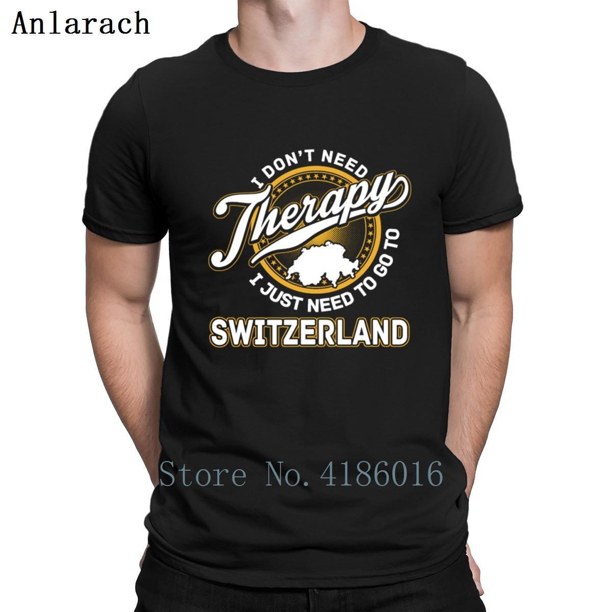Sólo tengo que ir a la letra de algodón personalizada hip hop de los hombres camiseta sobre el Swiss regalo de la camiseta de verano real s-xxxl Kawai