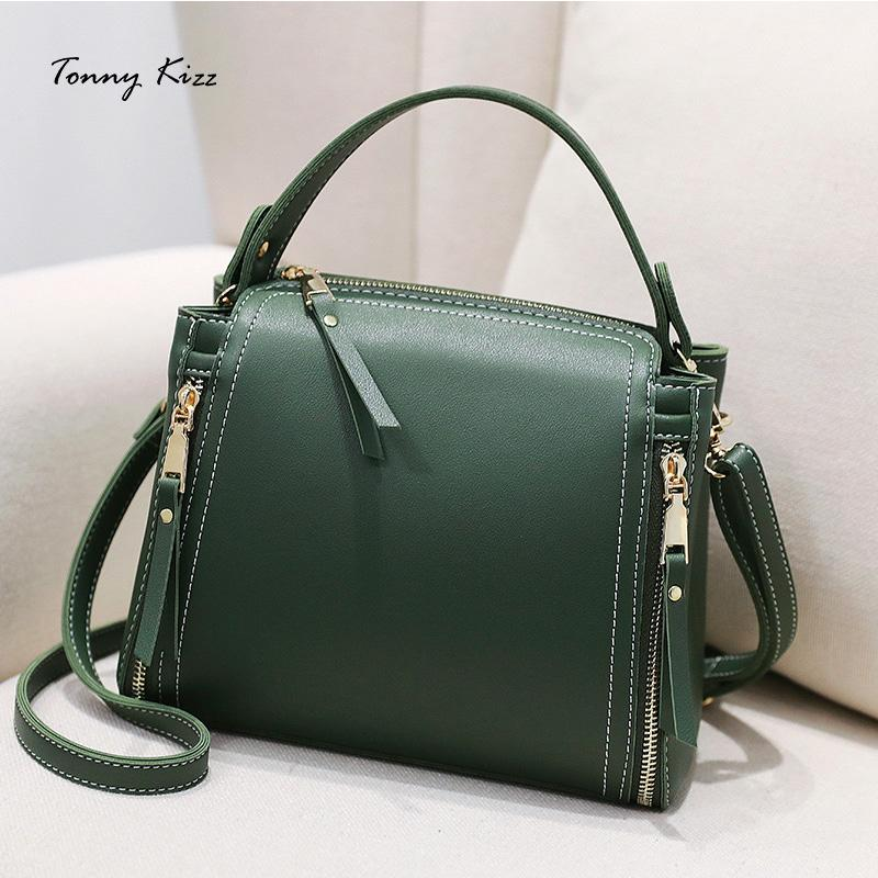 Tonny Kizz luxury handbags women bags designer crossbody messenger bags female bucket small shoulder bag with long strap bolsos SH190920