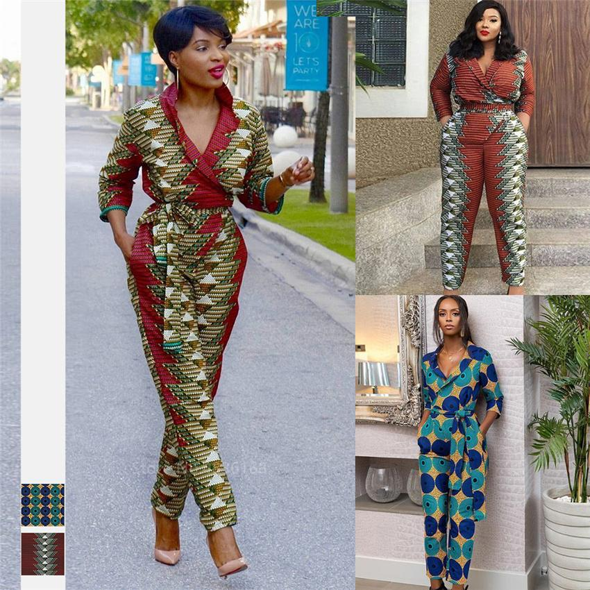Autumn Robe Africaine 2020 News African Dresses For Women Shoulder Off Dashiki Print Fashion V Neck Jumpsuit Plus Ladies Clothes T200630 Shop Cocktail Dress Cocktail Night Dresses From Yiwang07 20 85 Dhgate Com