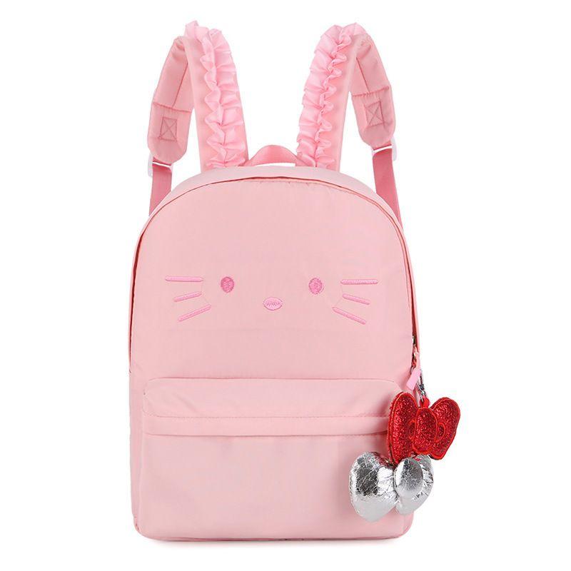 Lovely2019 Lovely Backpack Hsu Chi Both Shoulders Package Girls Restaurant Two Sweet Girl Heart A Bag Tide