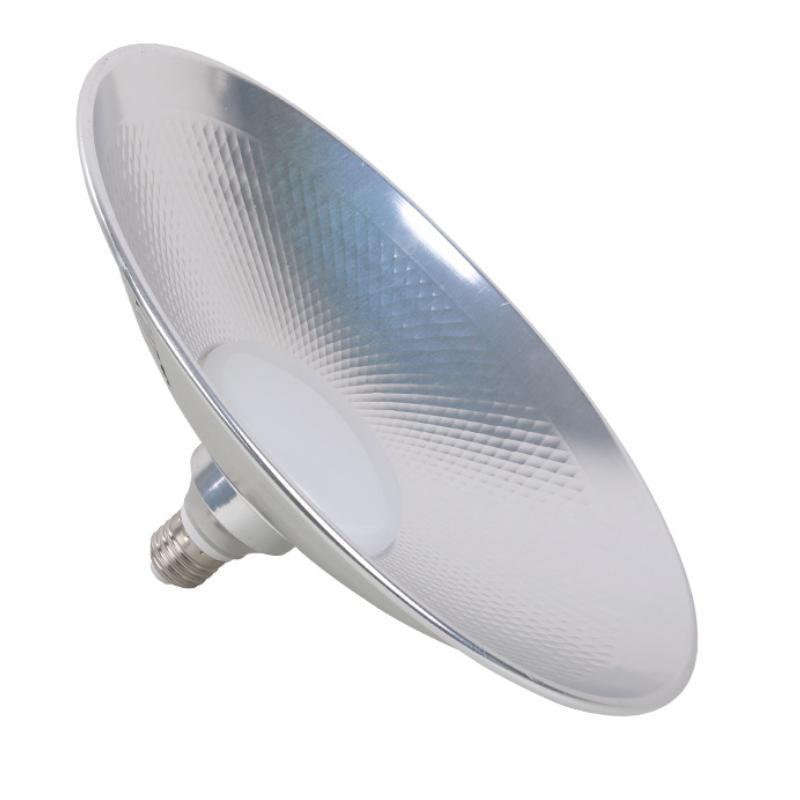 LED de alta Bay Luz 30W 50W 80W 100W UFO 6000K 20000Lm IP65 AC85-265V Luz de inundação de alumínio Mining Highbay Lamp
