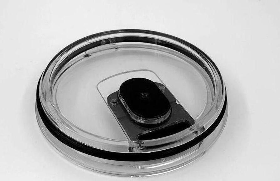 schwarz Magnetic geschoben Deckel auslaufsicher für Kaffeetassen Deckel dicht LID DHL-freies Verschiffen Becher Deckel gleiten