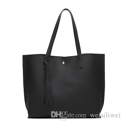 Europe And America Brand B1075 Women's Handbag Fashion Women Messenger Bag Rivet Single Shoulder Bag High Quality Female Bag064