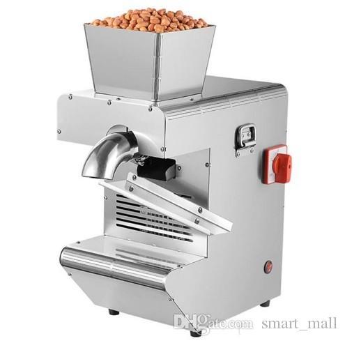 Nouvelle huile d'olive automatique presse à froid à chaud électriques Nuts Graines Commercial LLFA Une pression Presser