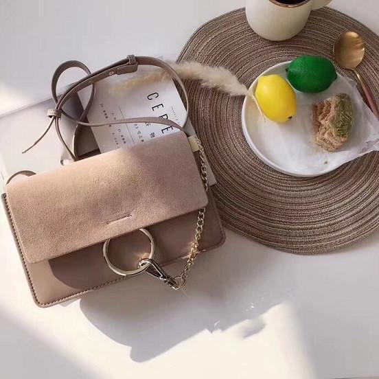 high quality chain crossbody bag handbags circle designer purse high quality female crossbag