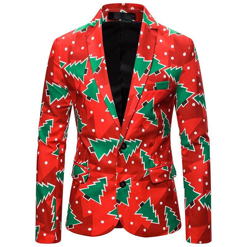 Рождественский костюм Новый год-Рождественский новогодний костюм Санта-Клаус одежда пальто SD14