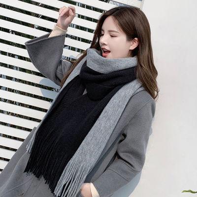 2019 идол драма ветер осень зима издание кашемир доказательство шарф женщин любителей утолщенной шарф