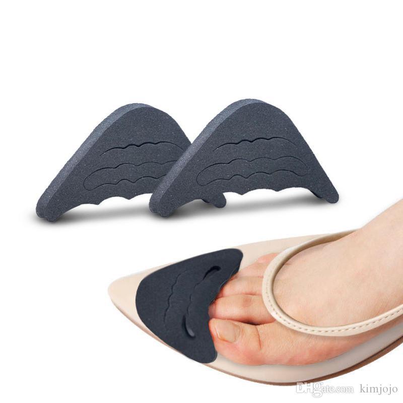 Forefoot Insert Pad For Women High heels Toe Plug Half Sponge Shoes Cushion Feet Filler Insoles Adjustment Pads