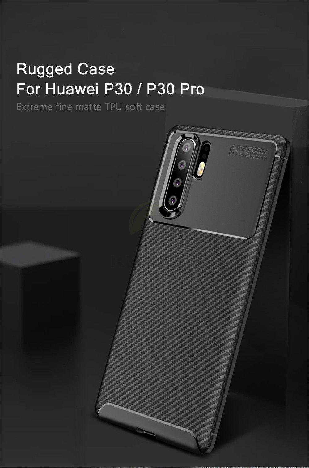 Für Huawei P40 Pro P30 P20 Lite Fall Stoß- Silikonhülle für Huawei Mate-30 Pro 20 20Pro Lite P Smart-Nova 5T Fall Coque