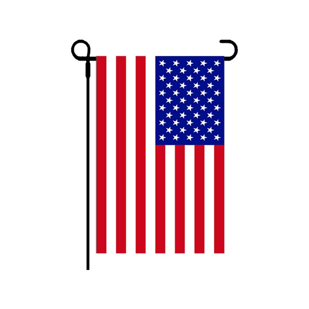 30 * 45cm Donald Trump Bandeira 2020 Keep America Grandes Bandeiras Presidente Eleição Bandeiras Trump Bandeira Jardim HHA1262