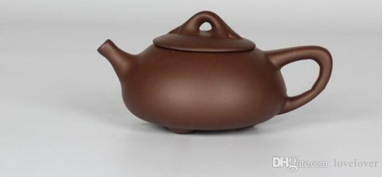 Чайник longfeng чайник отель суп чайник чайный сервиз фиолетовый глиняный teatool Чаочжоу древняя керамика артикул 0978