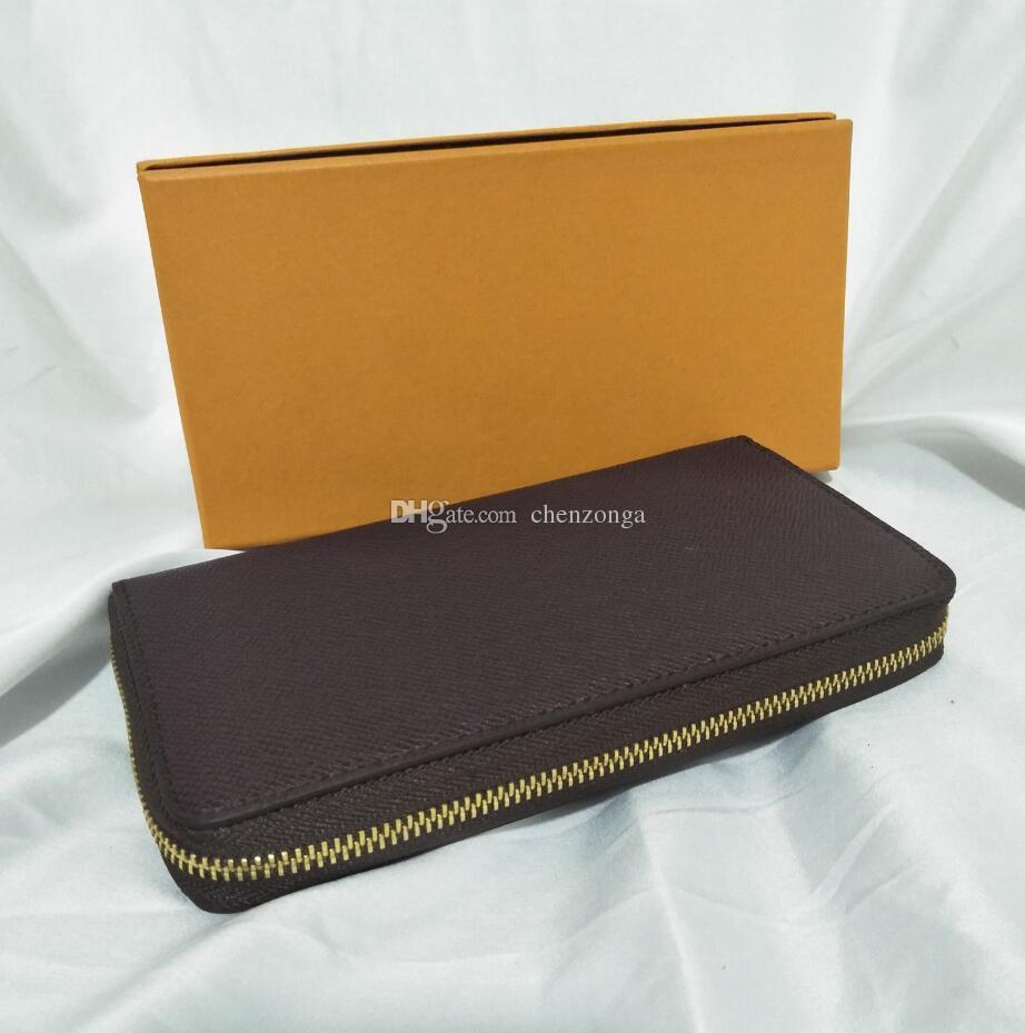 معظم بطاقات سحاب محفظة المألوف والقطع النقدية رجل الشهير محافظ حامل بطاقة محفظة جلدية عملة محفظة النساء المحفظة